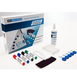 SMIT VISUAL SUPPLIES Whiteboard Kit Starter