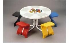 5-zits Legotafel (tweedehands)