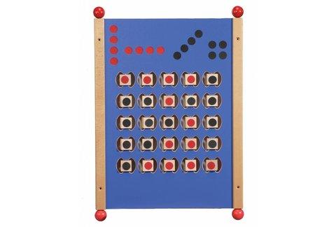 Speelwand 4 op een rij