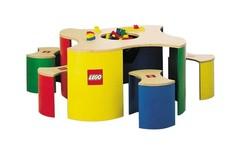 LEGO Speeltafel (met lichte schade)