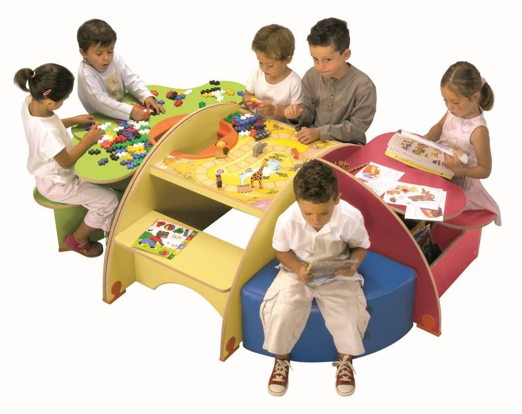 Kinderspeelhoek inrichten