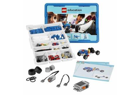 LEGO 9686 Eenvoudige en aangedreven machines 9686