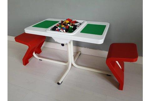 2-zits tafel (tweedehands)