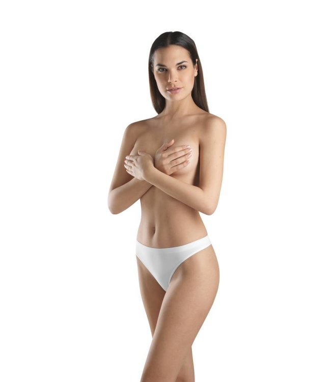 Touch Feeling Thong White