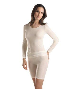Pure Silk Shirt Long Sleeve