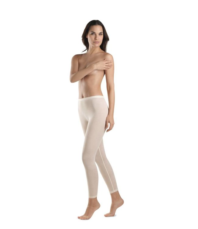 Pure Silk Leggings