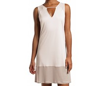 Carlota Sleeveless Dress Off White