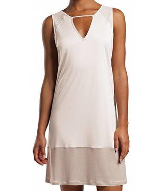 Carlota Sleeveless Dress Off White