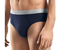 Cotton Essentials Briefs 2-Pack Night & Infinity