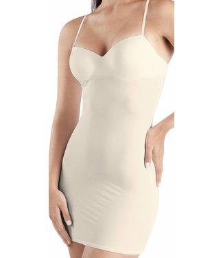Allure 2-in-1 Padded Bodydress Off  White
