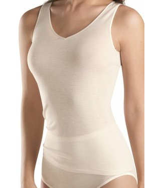 Woolen Silk Tank Top