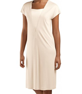 Viola Sleeveless Dress Pearled Ivory