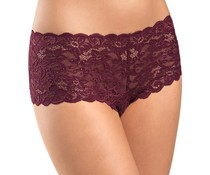Moments Maxi Brief Red Plum