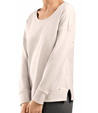 Knits Long Sleeve Shirt Crystal Grey