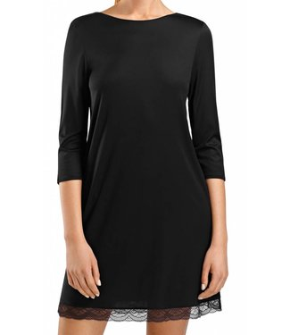 Eleonora Long Sleeve Dress Black