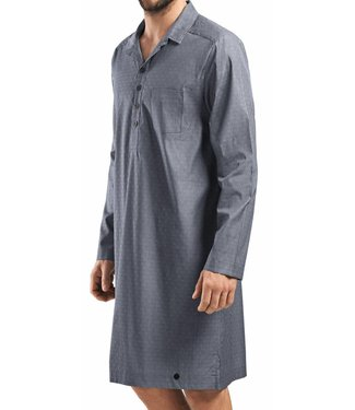 Night & Day Nightshirt Pointed Stripe