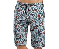 Evan Short Pant Flower Aquarell