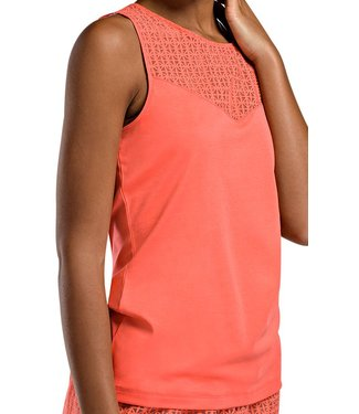 Mathilde Top Coral