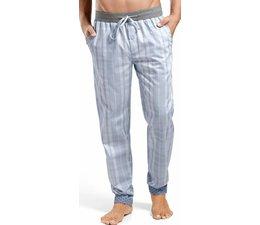 Harvey Long Pant Grey & Blue (075686)