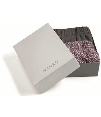 Fancy Woven Boxers 2-Pack Geo & Grey