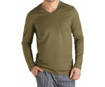 Alphonse Long Sleeve Dusky Green