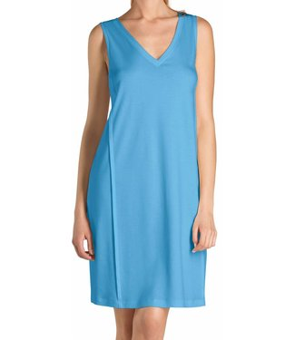 Pure Essence Sleeveless Dress Sea Blue