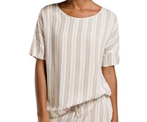 Lara Shirt Jaquard Stripe (NIEUW)