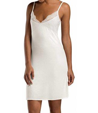 Greta Spaghetti Dress Off White