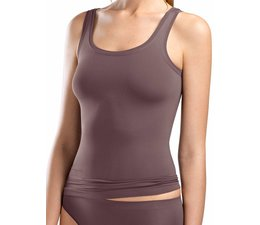 Touch Feeling Tank Top Mauve (071814)