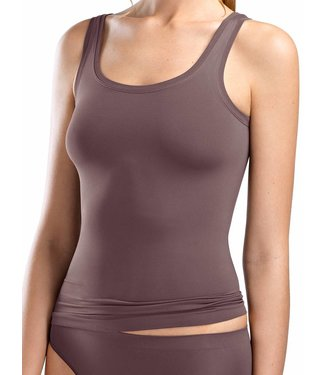 Touch Feeling Tank Top Mauve