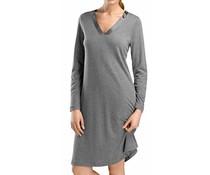 Ivy Long Sleeve Gown Stone (NIEUW)