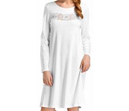 Rosalie Long Sleeve Gown White (076243)