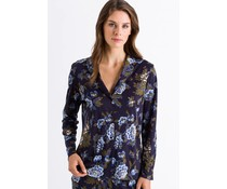 Zahra Long Sleeve Shirt Big Flower Print (NEW)