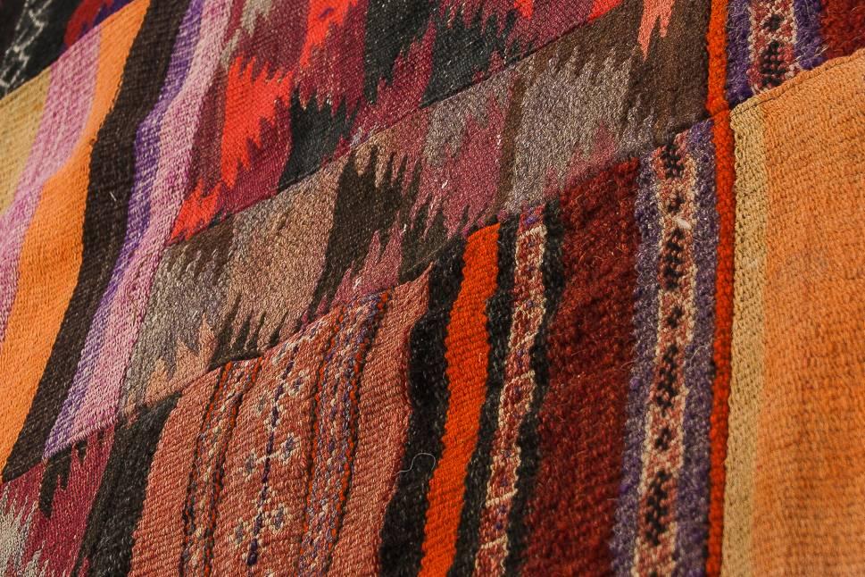 kelim teppich patchwork 304x245 cm. Black Bedroom Furniture Sets. Home Design Ideas