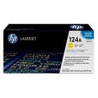 HP HP 124A (Q6002A) toner geel (Origineel) 2.000 pag