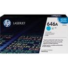 HP HP toner 646A cyaan CF031A