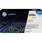 HP toner 646A geel CF032A