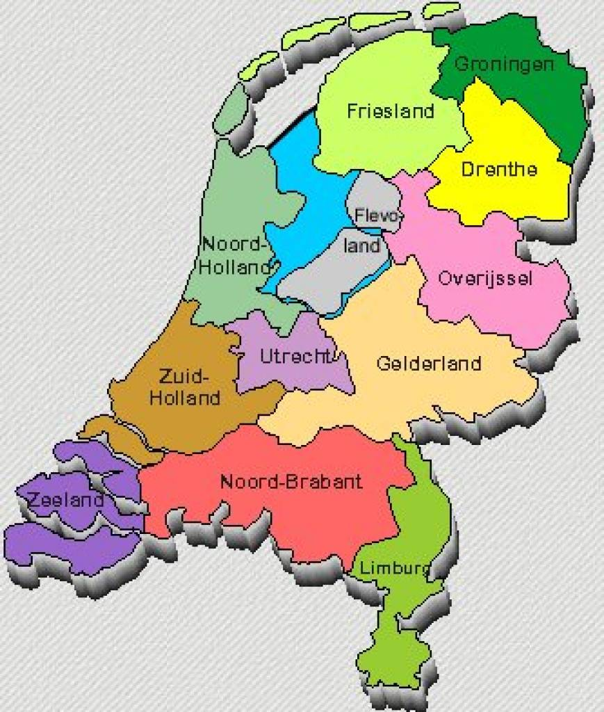 Nederland - Sjerk Slagmolen Wooninrichters
