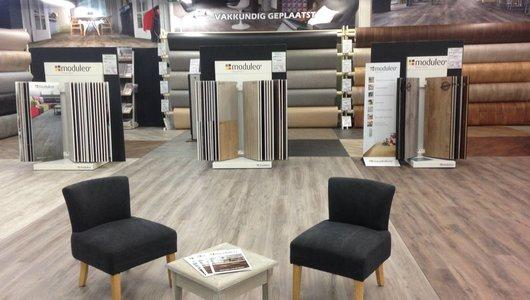 30.000 m2 keus uit Tapijt Parket en PVC Vloeren
