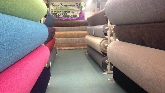 snelle levering van tapijten