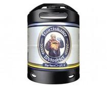 Franziskaner Weissbier PerfectDraft 6 litre keg