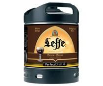 Leffe Brune PerfectDraft 6 litre keg