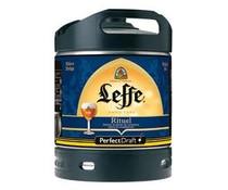 Leffe Rituel PerfectDraft 6 litre keg