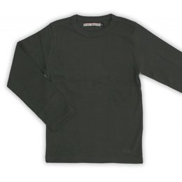 Petrol Industries basic longsleeve antraciet