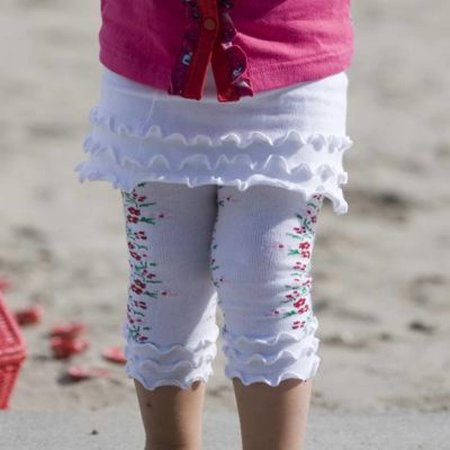 Bonnie Doon skirt legging Summertime