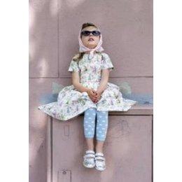 Bonnie Doon bubble legging roze