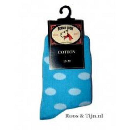 Bonnie Doon bubble sock aqua