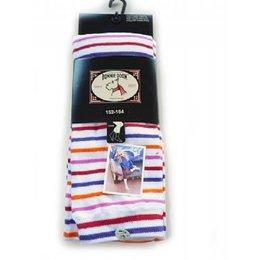 Bonnie Doon legging stripe mix capri