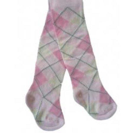 Bonnie Doon roze burberry ruit maillot