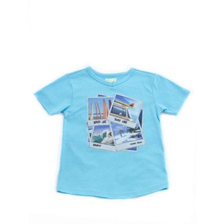 Funky XS shirt Surf dude aqua